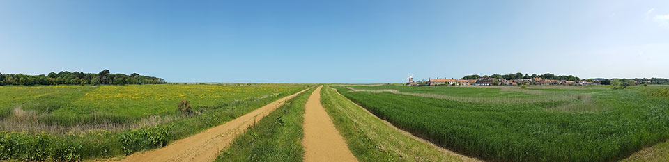 Cley-next-the-Sea, Norfolk